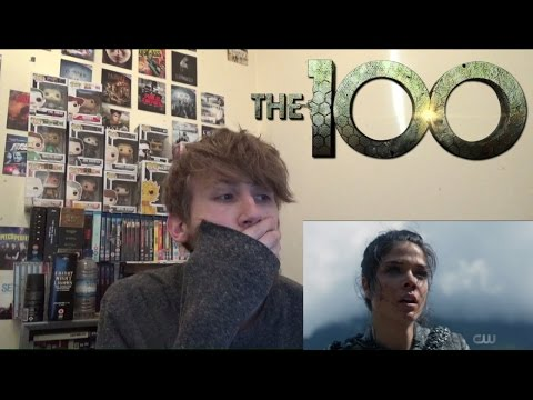 The 100 Season 4 Episode 4 - 'A Lie Guarded' Reaction
