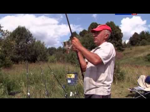 видео уроки ловли карпа на фидер