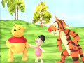 watch the titles for Book of Pooh