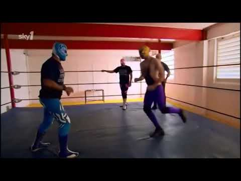 An Idiot Abroad   Karl Goes to Wrestling Training in Mexico