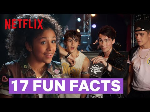 17 Facts You Didn't Know about Julie and the Phantoms | Netflix Futures