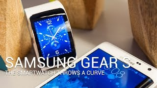 We take a look at the Samsung Gear S, the sixth smartwatch from the South Korean manufacturer. This one's running Tizen and not Android Wear, and it's stando...