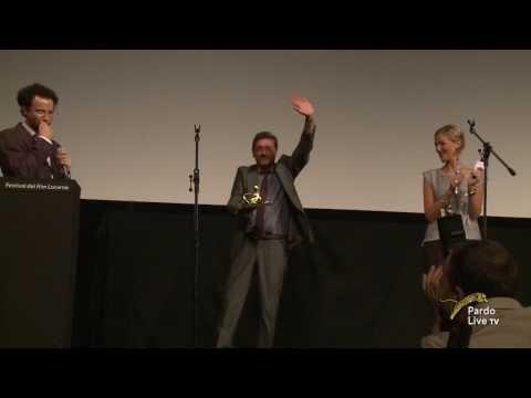 Sergio Castellitto, Pardo alla carriera al 66° Festival del film Locarno