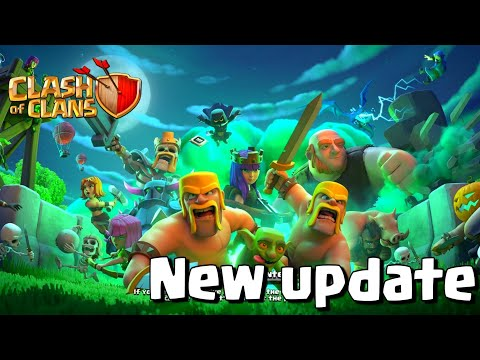 UPDATE OUT NOW ! Clash of Clans Dev Update (Autumn Update 2020)