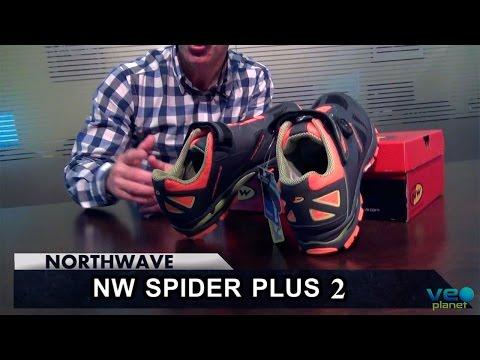 Análisis zapatillas de ciclismo Northwave Spider Plus 2