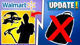*NEW* Fortnite Update!   Exclusive Bundle, Deleted Item, Map Teleporter!