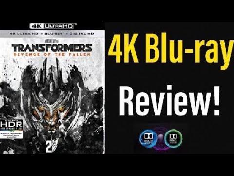 Transformers: Revenge of the Fallen (2009)) 4K UHD Blu-ray Review!