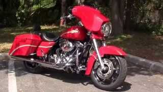 8. Used 2010 Harley Davidson CVO Street Glide for sale in
