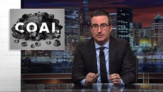 We've heard a lot of talk about coal miners in the last year, but what are the real issues surrounding coal? John Oliver and a giant squirrel look into it. C...