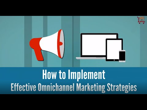 Watch 'How to Implement Effective Omnichannel Marketing Strategies - YouTube'