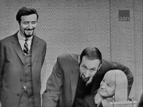 What's My Line? - Peter, Paul & Mary; Woody Allen [panel] (Jul 7, 1963) [W/ COMMERCIALS]