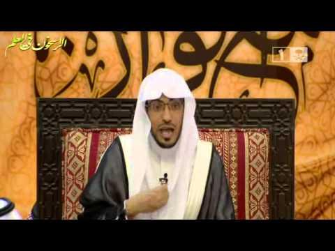 من كظم غيظه لوجه الله ـ الشيخ صالح المغامسي