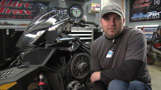 9. Ski-Doo E-TEC Engine Technology