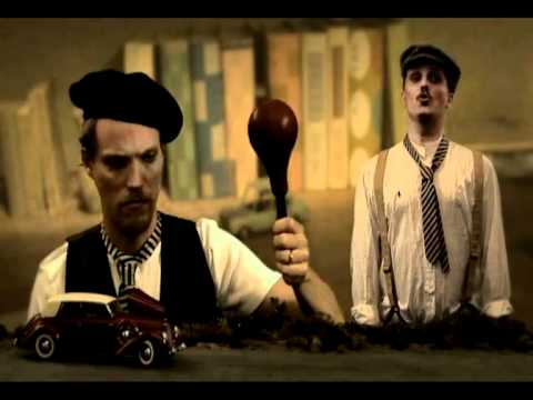 Chinaski - Duše z gumy (Official Video)