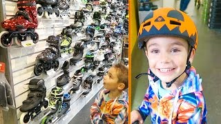 Video VLOG - LE CRI DU KANGOUROU - Shopping Sportif Équipement Roller MP3, 3GP, MP4, WEBM, AVI, FLV Mei 2017