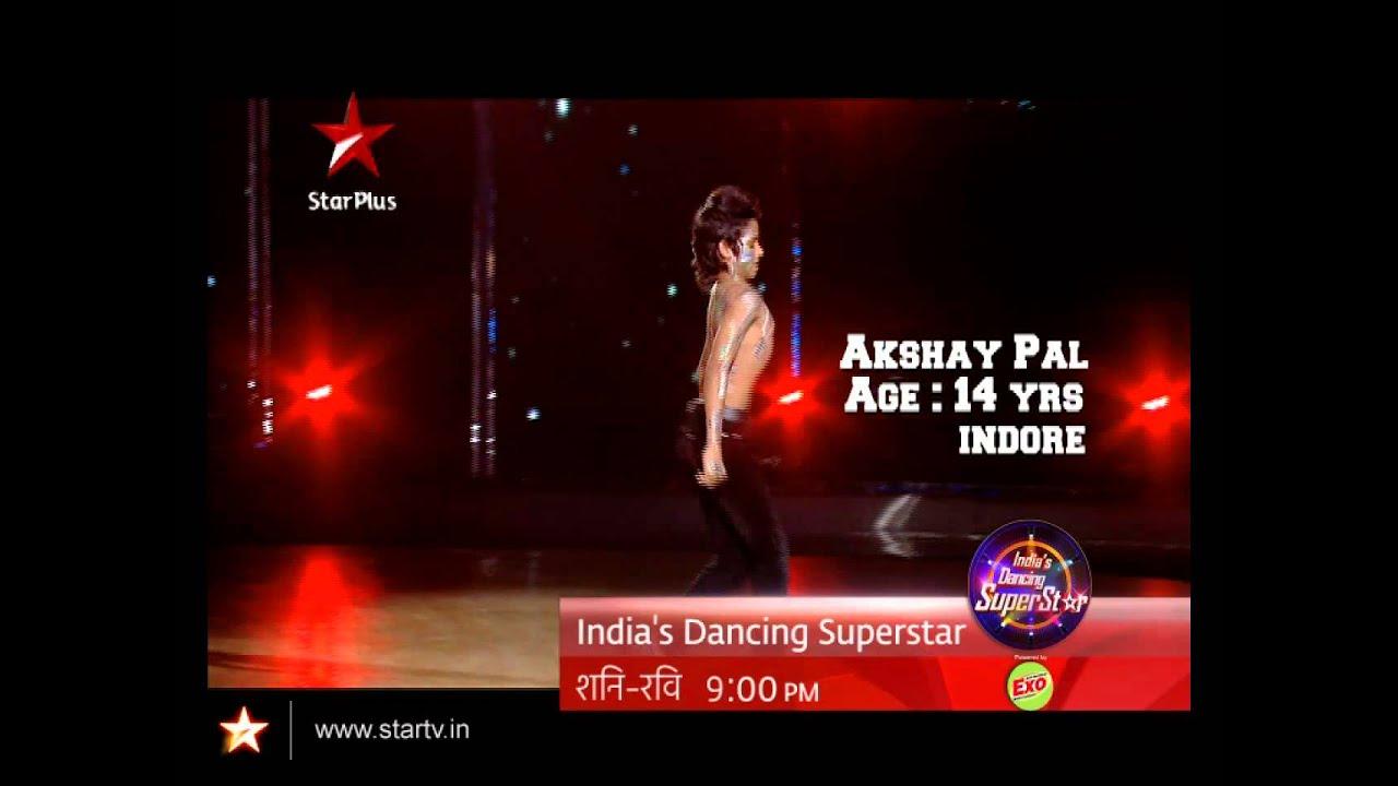 14 year old Akshay Pal surprises the judges