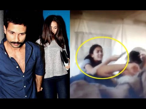 Mira-Rajput-Caught-On-Camera-Shahid-Kapoor-Wedding-AK-v-s-SK-Shri-Ram-College-12-03-2016