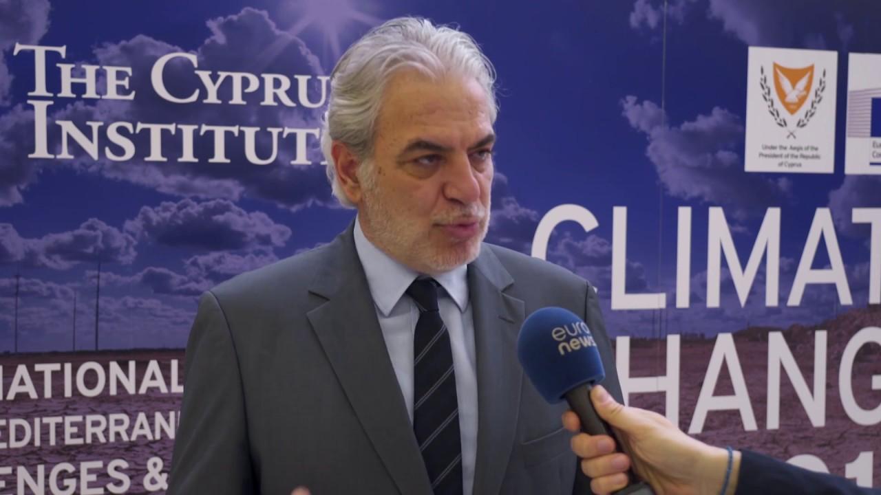 Ο Χρήστος Στυλιανίδης μιλά στο euronews για το πρόγραμμα RescEU