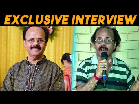 Crazy Mohan Crazy Interview With Chief Reporter Of Nettv4u