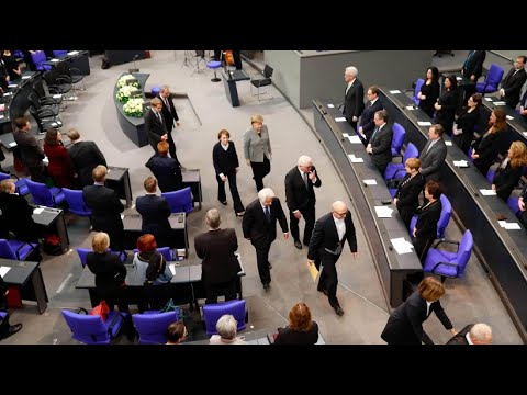 Bundestag: Gedenkstunde für Holocaust-Opfer - für
