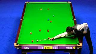 Snooker The Masters  2010 Jimmy White Vs Mark King Full Match