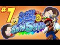 Super Mario Sunshine: Do You Need Help? - PART 7 - Game Grumps