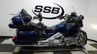3. 2007 Honda Goldwing– used motorcycles  for sale– Eden Prairie, MN