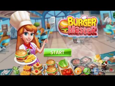 BURGER MASTER GAMEPLAY