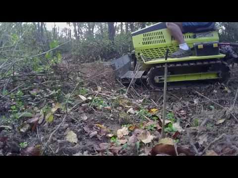 Struck Magnatrac (видео)