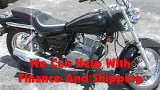 8. Motorcycle For Sale - New 2007 Suzuki GZ-250