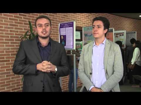 Presentación de posters -Semillero de metodología de la investigación - Profesor García.