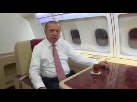 CUMHURBAŞKANI RECEP TAYYİP ERDOĞAN RAMAZAN AYI HAKKINDAKİ DEMECİ (видео)
