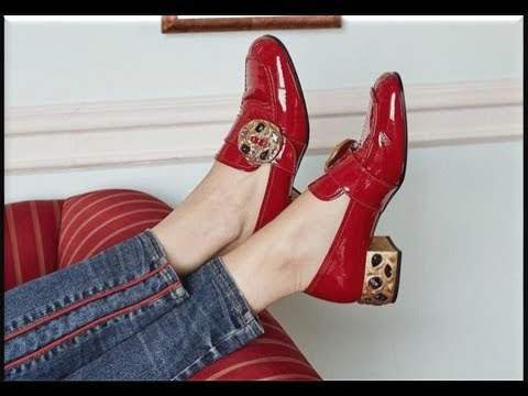 Best Collection Of Red Shoes For Valentines Day  Red Shoes/Sandals/Flat/Sneakers? видео