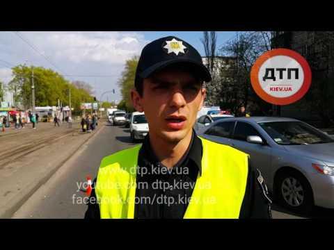 Ищу свидетелей  ДТП, Киев 14.04.2016 (Запись видеорегистратора)