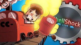 HIGH LEVEL TRAINWRECK! | Stuck in No Man's Land! (Shellshock Live w/ Friends)