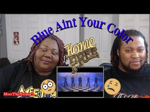 Keith Urban - Blue Ain't Your Color (Home Free) : Reaction [MeetTheNelsons]