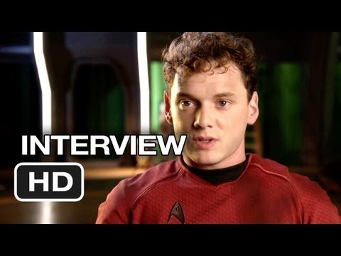 Anton Yelchin - Subscribe to TRAILERS: http://bit.ly/sxaw6h Subscribe to COMING SOON: http://bit.ly/H2vZUn Like us on FACEBOOK: http://goo.gl/dHs73 Star Trek Into Darkness I...