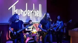 Video Thunderbell - Crush 'em (Wave Klub, 30.9.17)