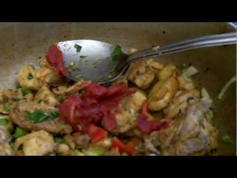 Caribbean Recipe: How to Make a West Indian Stew Chicken and Potato