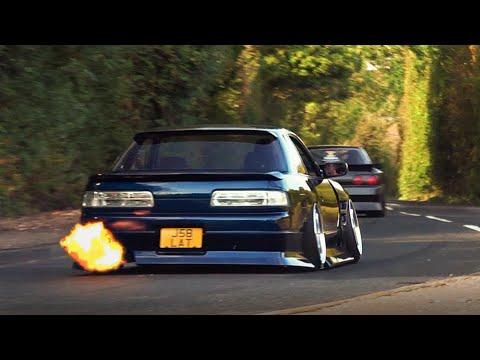 BEST-OF Nissan S13 Sound Compilation 2020!