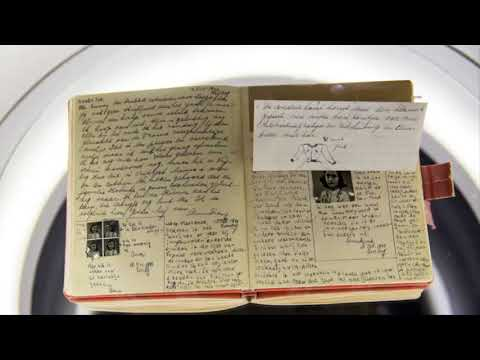 Anne Frank's hidden diary pages: Risqué jokes and sex education
