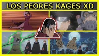 Download Video Los 5 PEORES KAGES de todo BORUTO y NARUTO MP3 3GP MP4