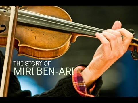 The Story of Miri Ben-Ari