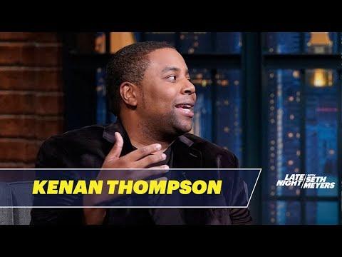 Kenan Thompson Recaps Kanye West's Unaired SNL Pro-Trump Speech
