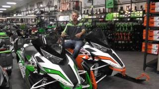 8. 2016 Arctic Cat ZR 6000 LXR 129