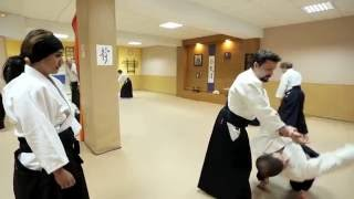 Sabadell Spain  City new picture : THE PROJECT TV INDONESIA - AIKIDO SABADELL (SPAIN)