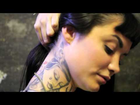 inked - A fresh new video series presented by Inked Magazine featuring your favorite models from recent Inked Girl feature photo shoots. Episode Two features Alesand...