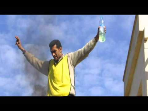 Ahmed Touzani chante pour Younes Benkhdim et les détenus politiques au Maroc