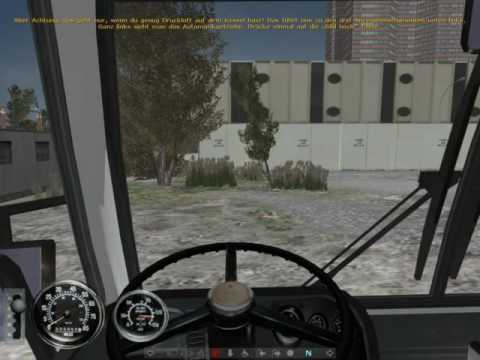 City Bus Simulator walktrough part 1/3