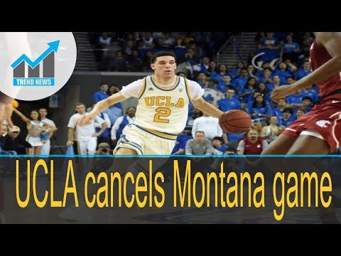 UCLA cancels Montana game due to Southern California wildfires,safety concerns